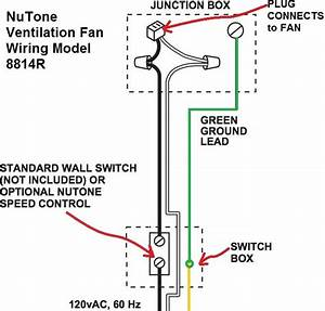 Ventilation Fan Wiring Diagram