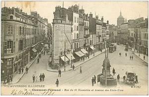 Renault Avenue Des Etats Unis : 63 clermont ferrand rue 11 novembre et avenue des etats unis 1921 ~ Gottalentnigeria.com Avis de Voitures