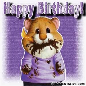 Happy Birthday Maus : messy gif find share on giphy ~ Buech-reservation.com Haus und Dekorationen