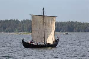 Old Viking Boats