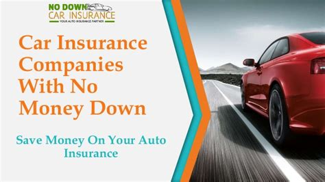 This includes your choice to buy an auto insurance policy with no money down. Tips to Get the Best No Money Down Car Insurance Policy ...