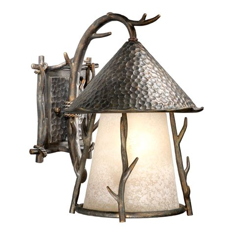 rustic wall light fixtures lightings and ls ideas