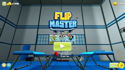 Flip Master (by Miniclip.com) -trampoline Game