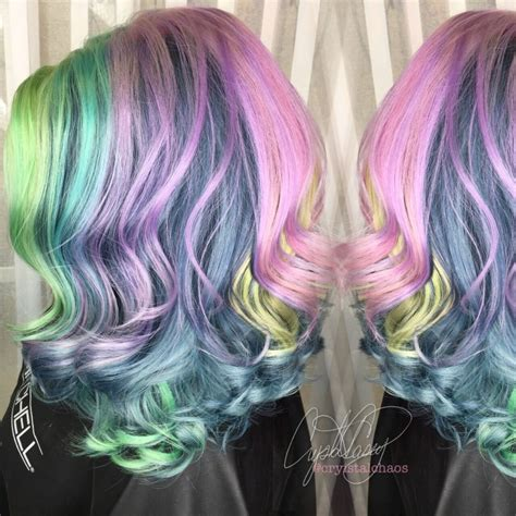 Pastel Hair 469 Free Hair Color Pictures