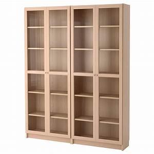Ikea Billy Vitrine : armoire vitrine buffet ikea ~ Markanthonyermac.com Haus und Dekorationen
