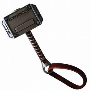 Thor Hammer Mjölnir Geocoin - Standard Version