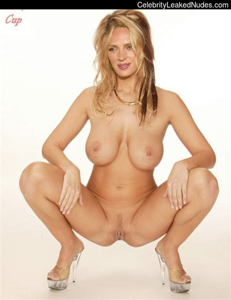 Uma Thurman Nude Celebs Celebrity Leaked Nudes