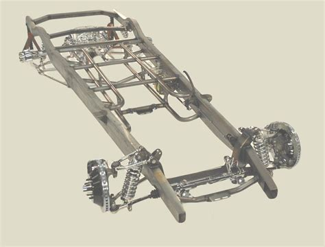 41-46 Chevy Chassis