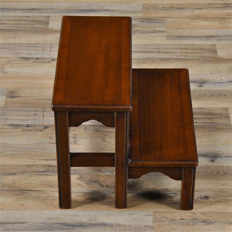 mahogany bed step niagara furniture mahogany furniture