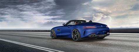Mercedes-amg Gt Roadster High-performance Sports Car