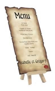 exemple menu mariage modèle menu pour mariage anniversaire baptême communion fête réception ou séminaire