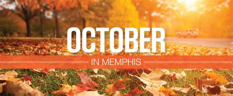 october festivals save the dates october events in memphis choose901