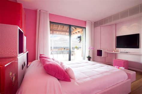 Luxury Modern Pink Bedroom Makeover #7147   House