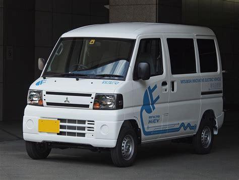 Mitsubishi Mini Car by Mitsubishi Minicab