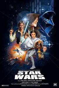 Poster Star Wars : 90 best star wars posters images on pinterest movie ~ Melissatoandfro.com Idées de Décoration