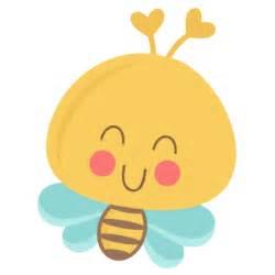 Cute Bee Clip Art