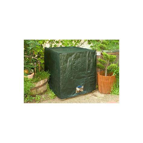 Cuve ibc de 1000 litres à vendre toute quantité disponible propre et sans odeur de provenance alimentaire à partir de 55 € li. Bache Pour Cuve 1000 L Ibc / Grv Premium   Leroy Merlin