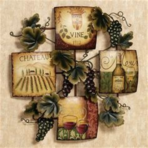 cheap wine and grapes kitchen decor details about white wine glass with vine and grapes