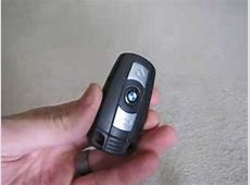 BMW 335i Key Fob Battery Replacement for $050 YouTube