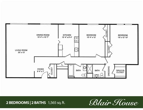 2 floor plans 2 bedroom 1 bath home floor plans bedroom review design
