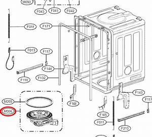 Lg Part  Ajh31248608 Sump Assembly  Oem