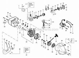 Weed Eater Featherlite Plus Parts List And Diagram   Ereplacementparts Com