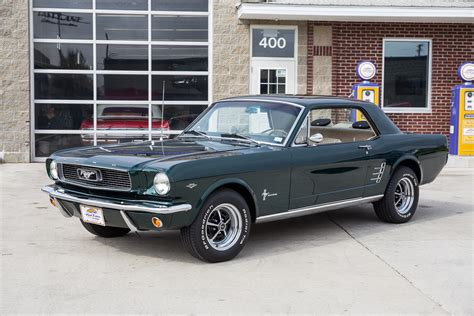 1966 Ford Mustang  Fast Lane Classic Cars