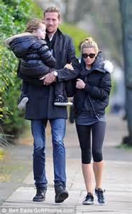 Peter Crouch Family