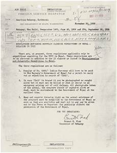 the bigfoot disclosure project With government documents types