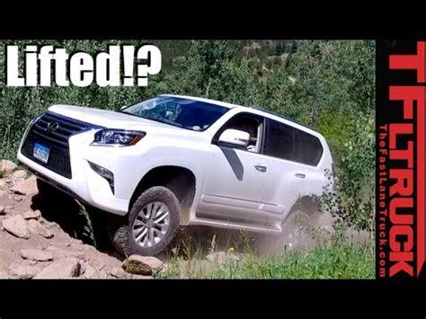 lexus gx takes   cliffhanger  extreme  road