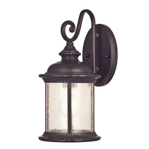 westinghouse  haven wall mount  light outdoor oil