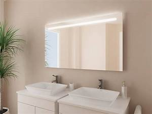 Bad Spiegelschränke Mit Beleuchtung : badspiegel mit led beleuchtung birog ~ Michelbontemps.com Haus und Dekorationen