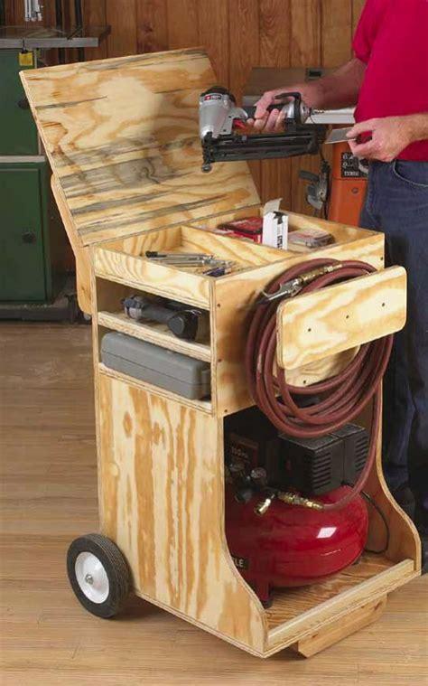 images  air compressor carts  pinterest  family handyman   wheels