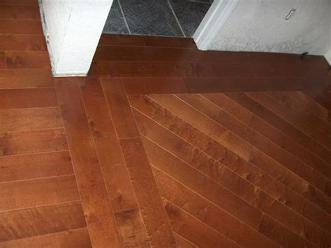 Get Creative With Your Laminate Flooring  Layout And