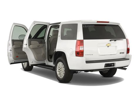 2008 Chevytahoe Hybrid  Chevy Hybrid Suv Review