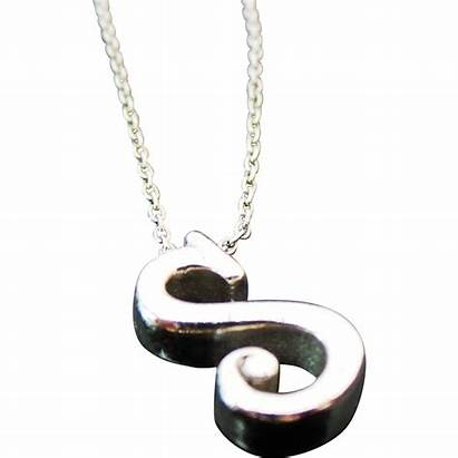 Initial Silver Pendant Sterling Necklace Ruby