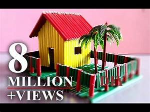 How to make a paper house very easy youtube for Things to know when building a house