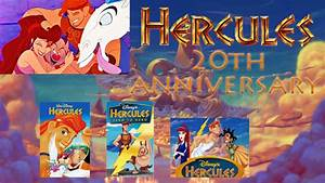 Hercules 20th Anniversary Poster by Rm1993 on DeviantArt