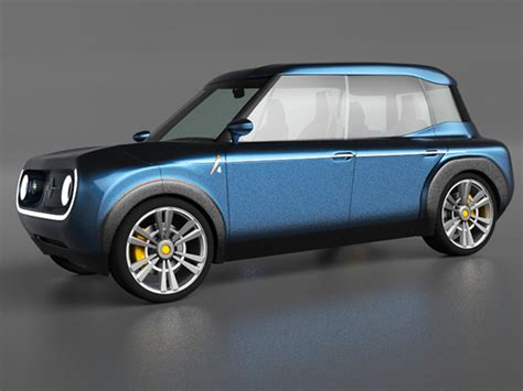new 2019 renault 4 the new renault 4 on behance
