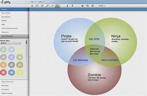 Create Venn Diagram In Excel