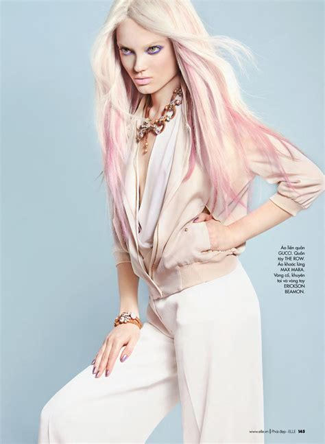 Platinum And Pastel Pink Hair Colors Ideas