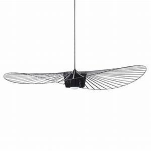 Suspension Noire Design : suspension vertigo noir petite friture design adulte ~ Teatrodelosmanantiales.com Idées de Décoration