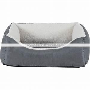 Sofa Pour Chien : zolux cocoon sofa gris pour chien ~ Teatrodelosmanantiales.com Idées de Décoration