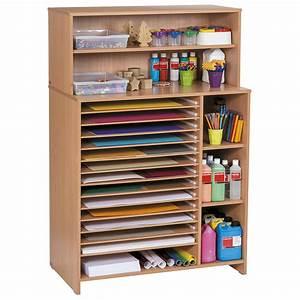 Meuble Pour Ranger Papier : meuble papiers tiroirs s chage et rangement nathan ~ Dailycaller-alerts.com Idées de Décoration