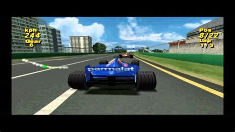 Formula 1 99 Review - GameSpot