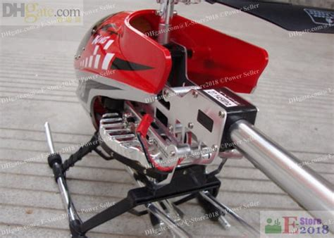 91CM Sky King Big Metal 3.5CH Large RC Helicopter Gyro ...