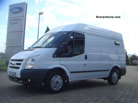 Ford Transit 2.2 Tdci Ft280k Serviceline Sortimo 2012 Box