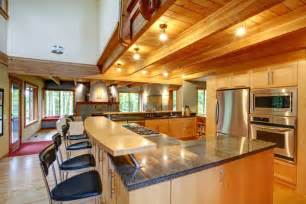 large kitchens design ideas 84 custom luxury kitchen island ideas designs pictures
