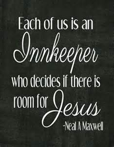 LDS Inspirational Christmas Quotes