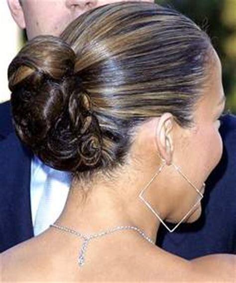 chignons mariees lili in zi hair